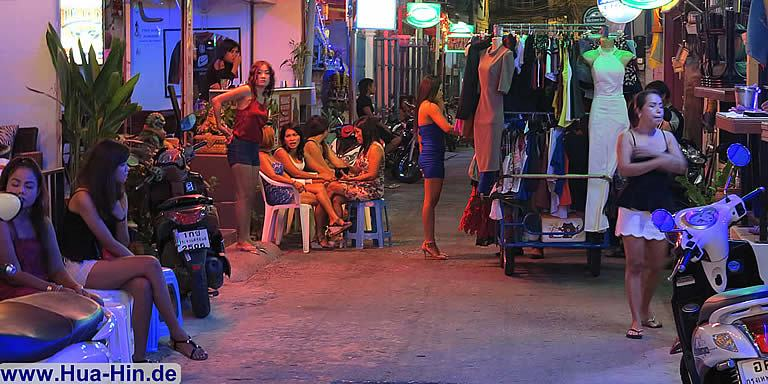 Prostitution in Hua Hin