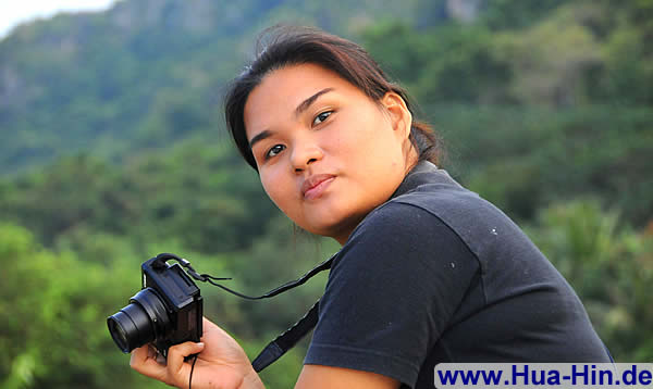 Tourguide Nancy Tidawan Siangboon